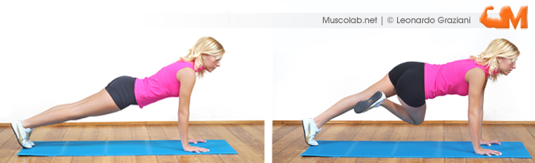 Cross-leg-plank