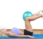 Reverse-crunch-ball